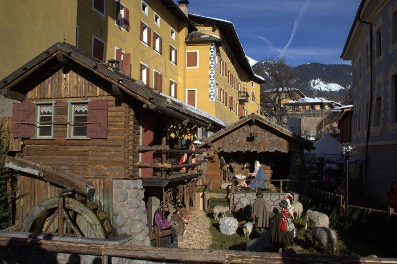 Nativity in Cavallese