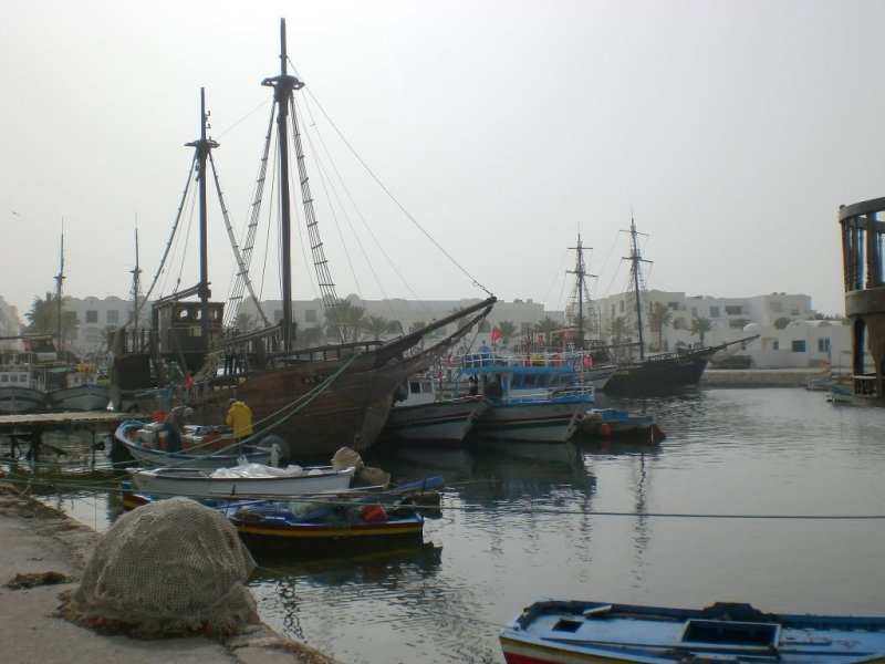 Port of Djerba
