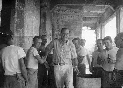 John Wayen Visit to Corregidor