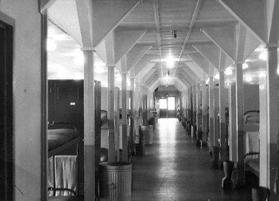 Atsugi, East Side, MACS-1 Barracks