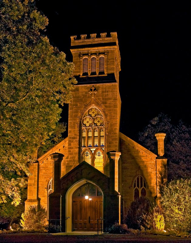 Grace Episcopal Church - Cismont Virginia