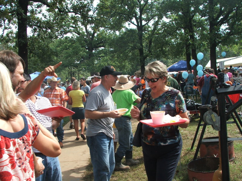 2009 Hopkins County Stew Cook Off