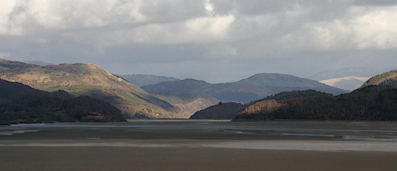 The River Mawddach