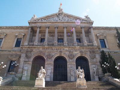 Biblioteca De Museos Nationales