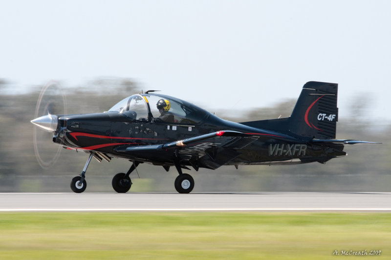Airtrainer CT-4F - 5 Oct 08