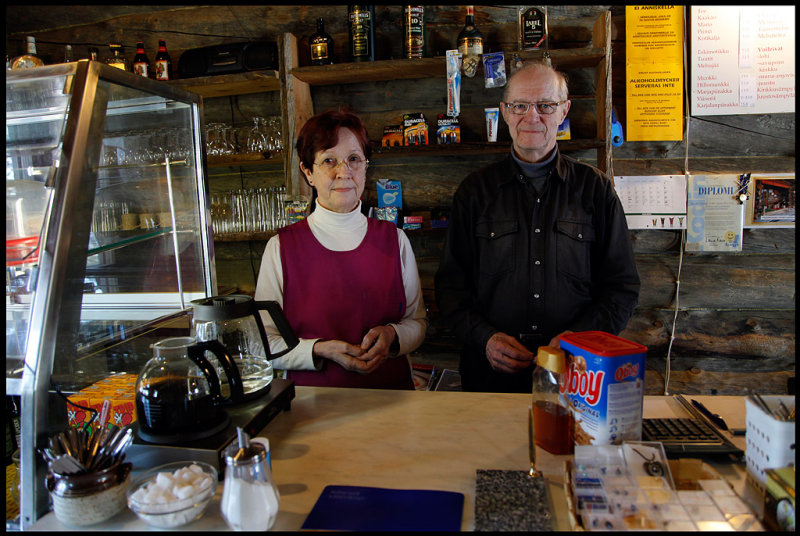 Neljän Tuulen Tupa Café