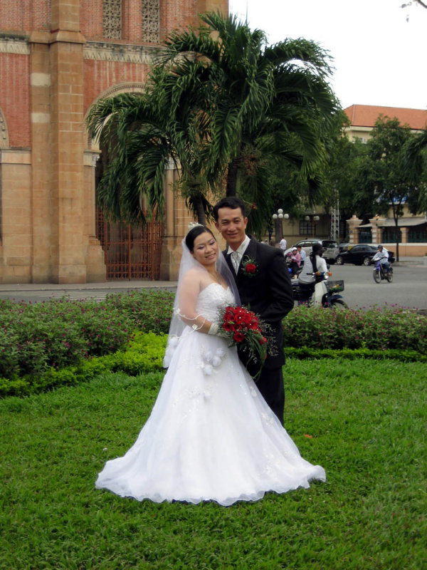 Saigon Wedding