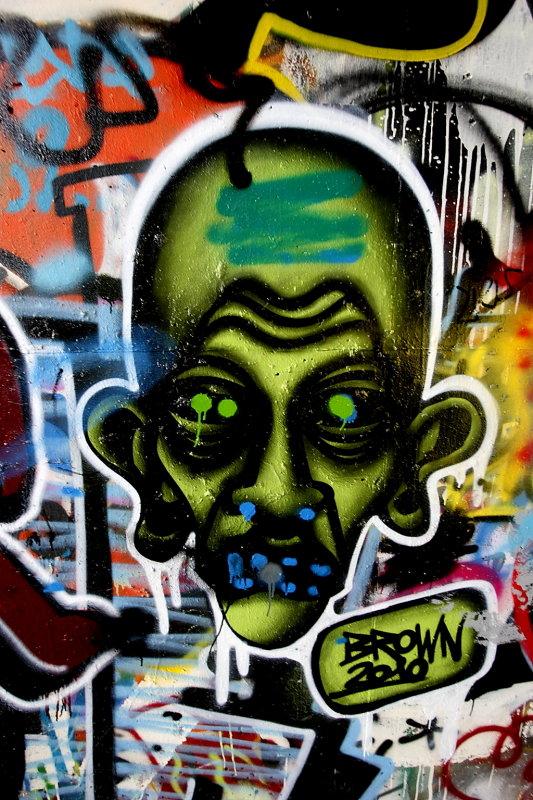 Graffiti 2010