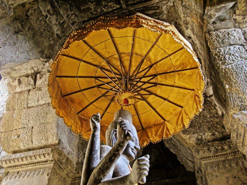 Angkor Wat ruins; Cambodia © 2010