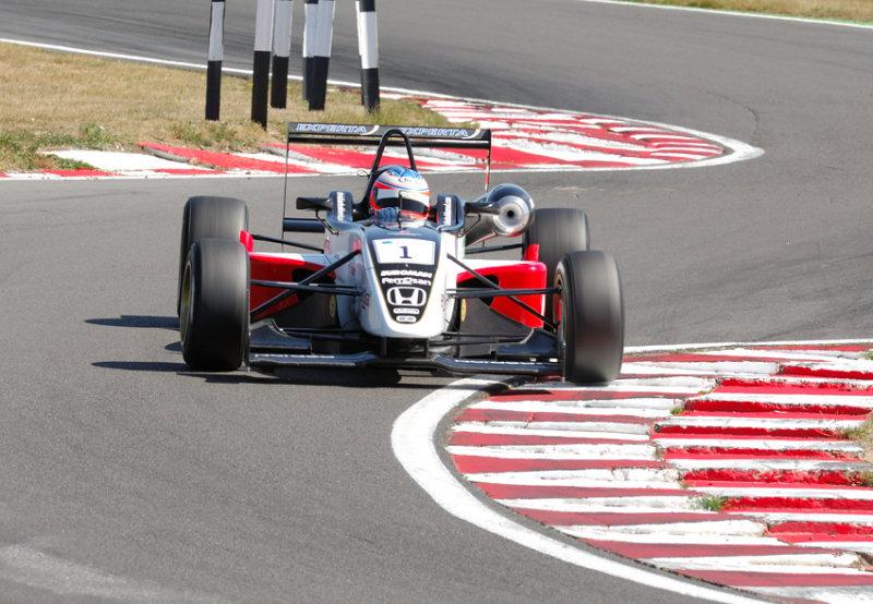 Christian Bakkerud, Dallara F306 Mugen Honda