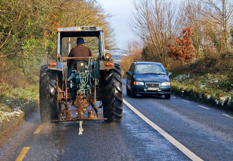 Sunday Morning Traffic