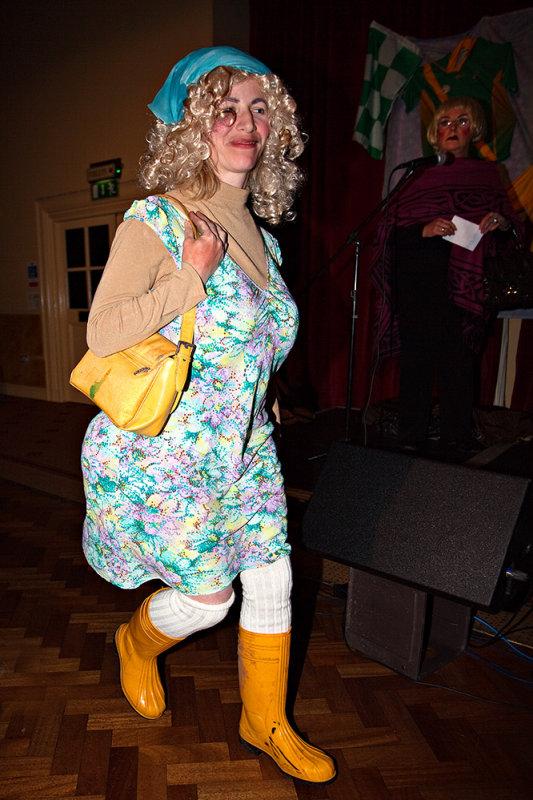 Yellow Handbag Drama