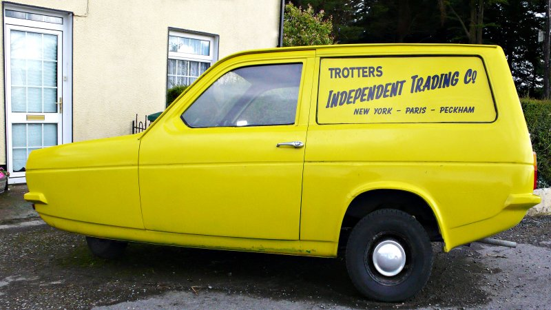 Only Fools and Horses ...