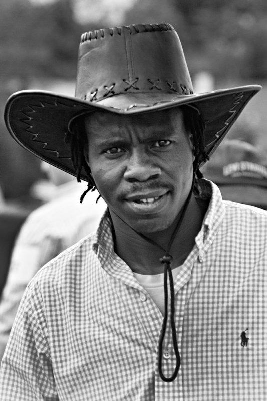 Man from Pretoria