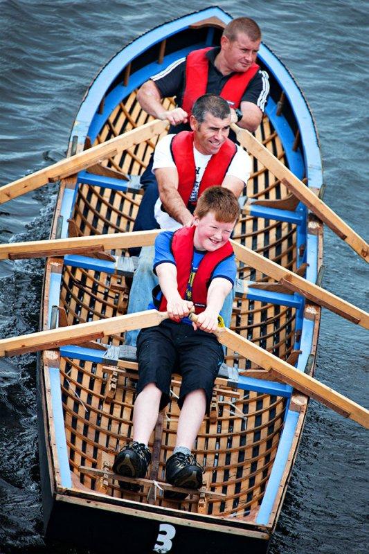 Currach Race Team