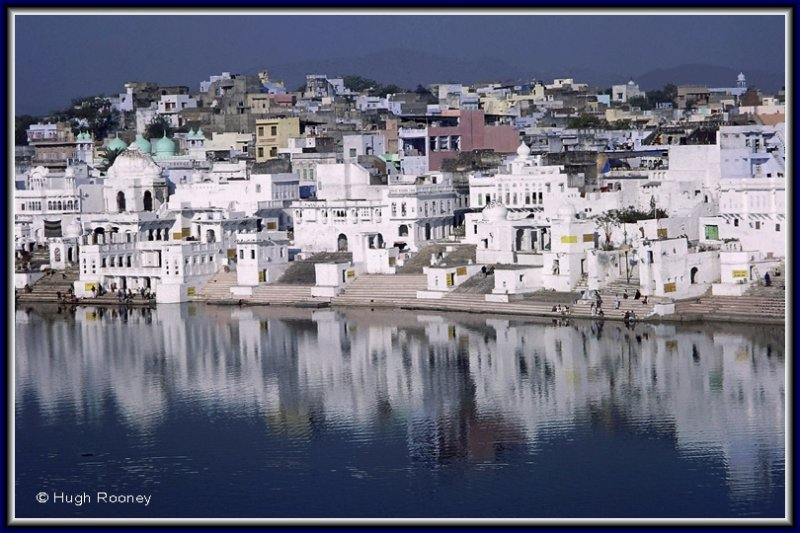 INDIA - PUSHKAR LAKE