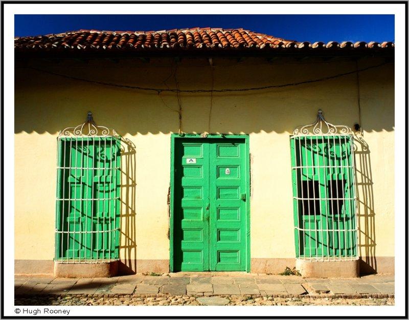 CUBA - TRINIDAD DE CUBA