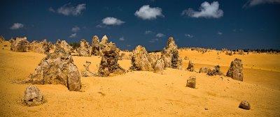 Pinnacles - Nambung National Park Panorama
