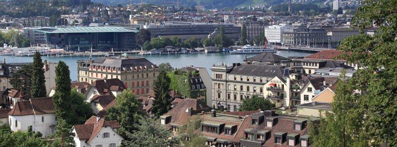 lake Lucerne and KKL