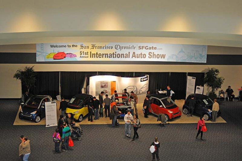 51st Annual International Auto Show