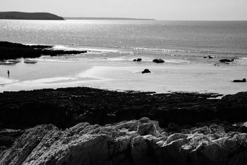 Woolacombe north beach