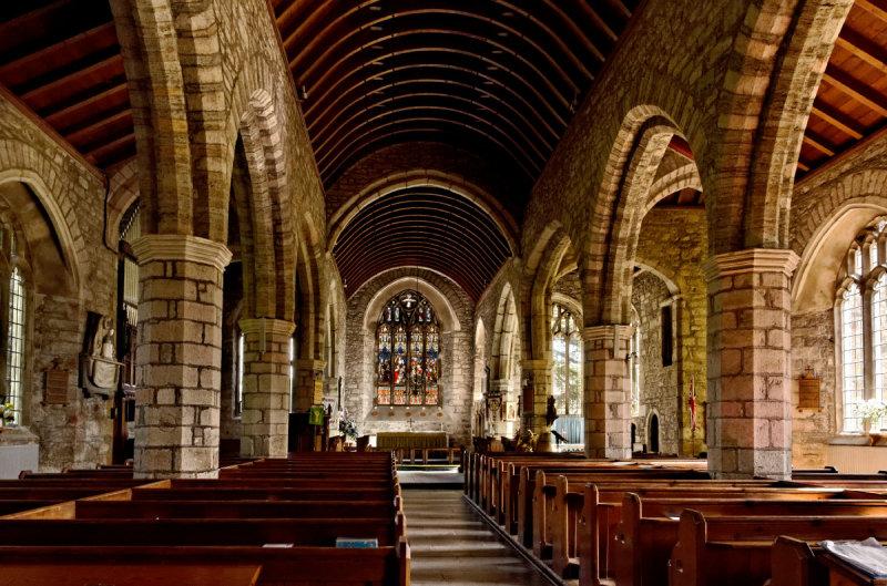 St Petrocs Church, South Brent, Devon