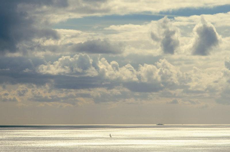 sea, sky and sail