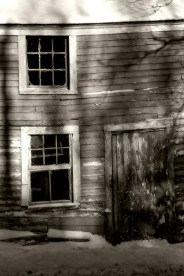 Old Barn IR #3