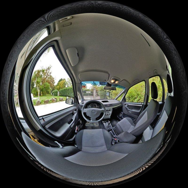 Car interior #3