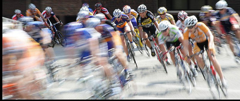 2nd Place<br>Bike race<br>by Sam Attal
