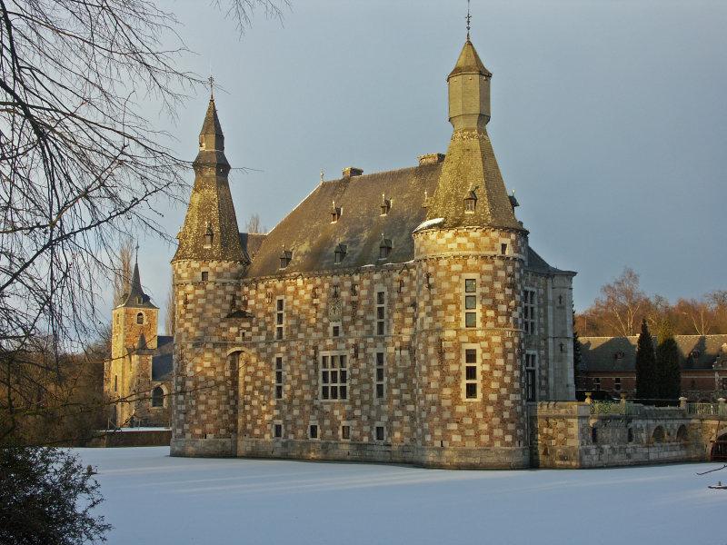 Château de Jehay Belgique