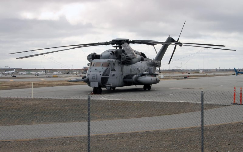 CH 53D Sea Stallion