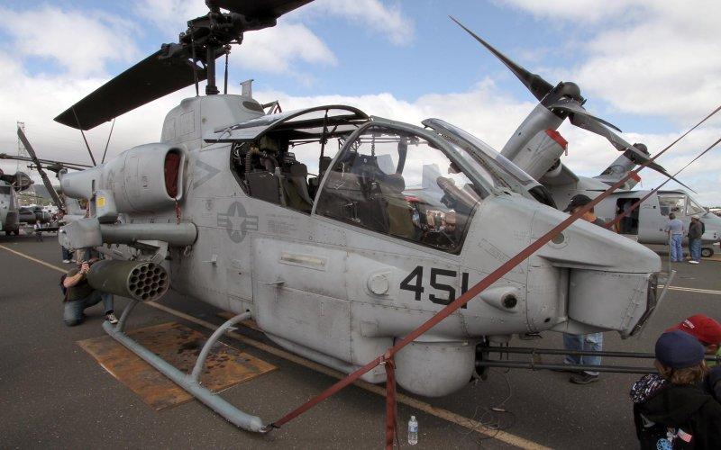 Bell AH-1 Cobra Gunship