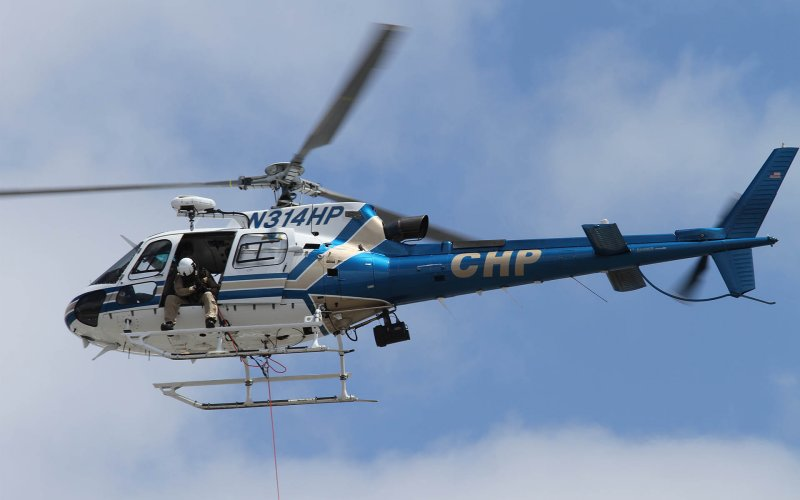 CHP Chopper