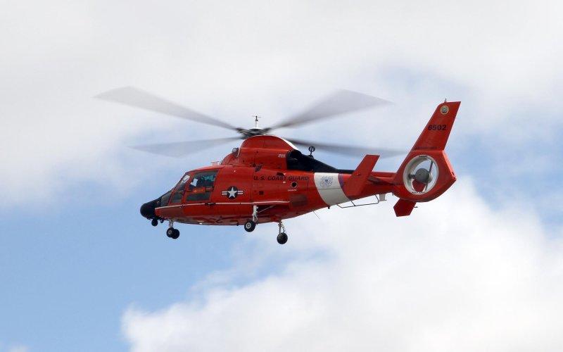 Coast Guard Helo