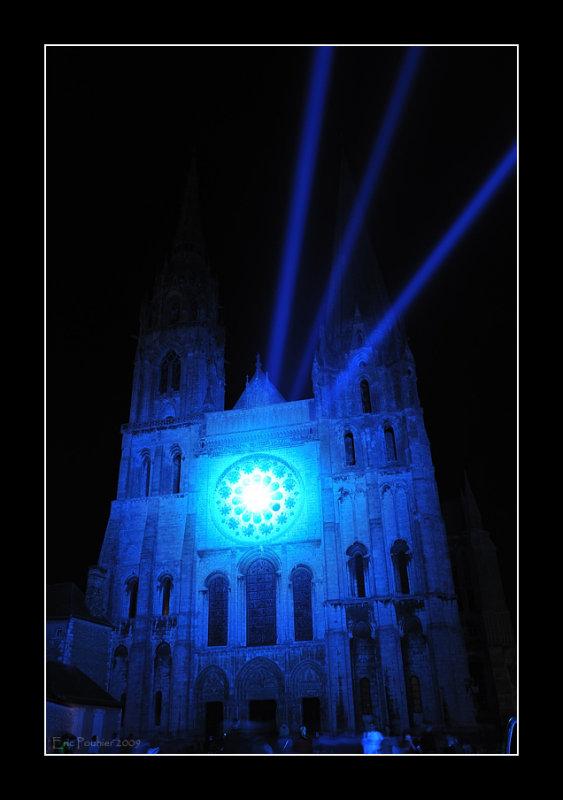 Cathedrale de Chartres illuminée 2009 (EPO_9095)