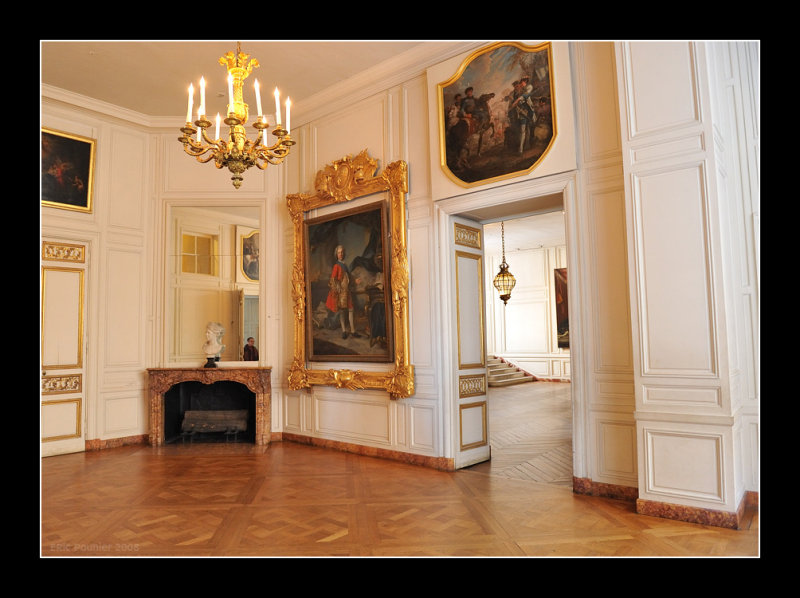 Inside Versailles Palace 1