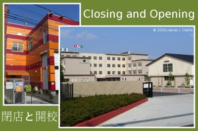 Closing and Opening