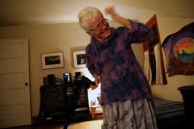 a dancin' fool