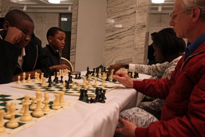 chess for young & old