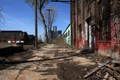 the ongoing evolution of Detroit