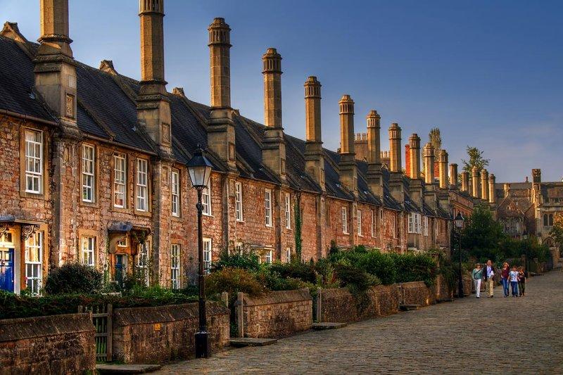 Vicars Close, Wells, Somerset (3042)