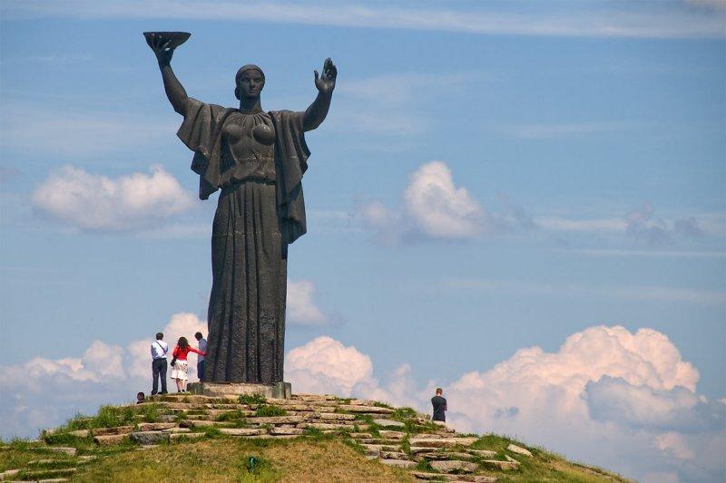 The Hill of Glory, Cherkasy