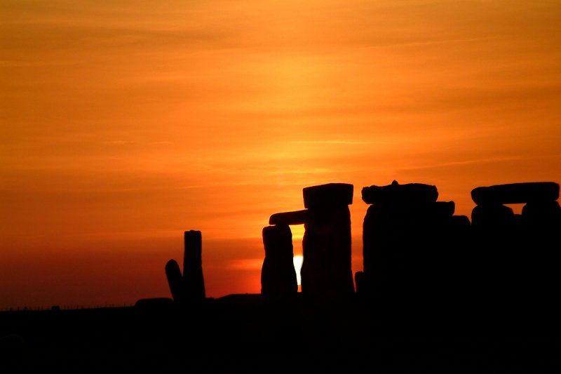 Stonehenge sunset (3023)