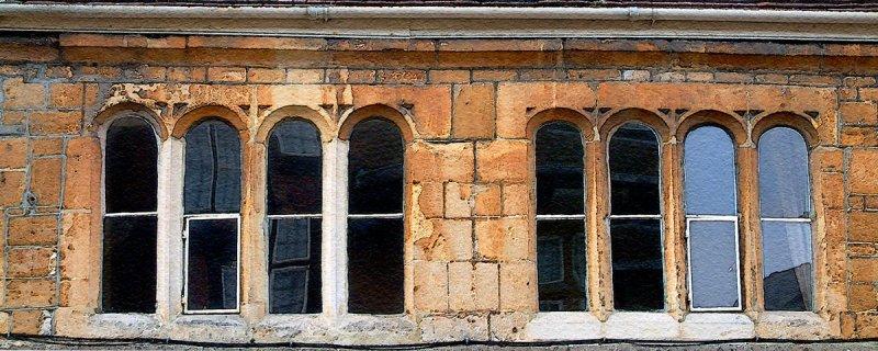 Windows, Sherborne (2817)