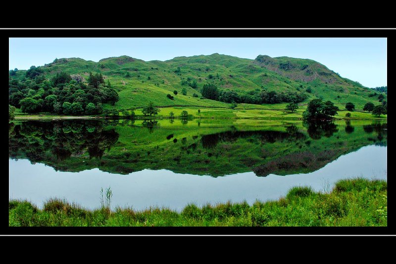 Grasmere reflections
