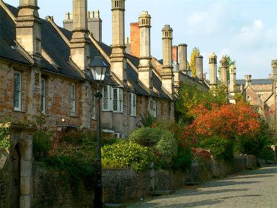 Vicars Close, Wells (2558)