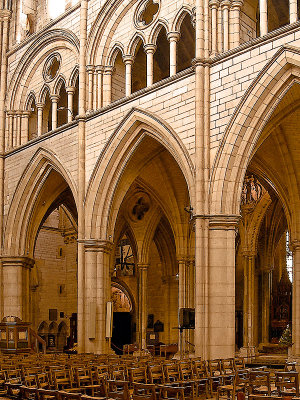 Arches, Truro Cathedral, Cornwall