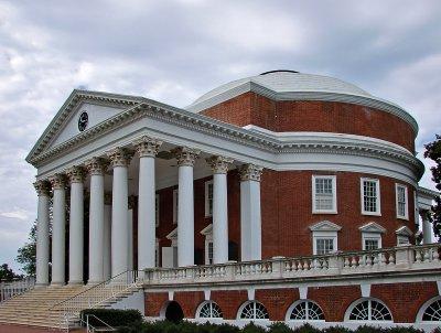 University of Virginia, The Rotunda