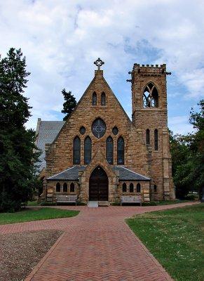 UVa, chapel